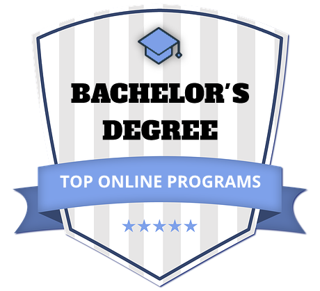 Top online programs ranking seal
