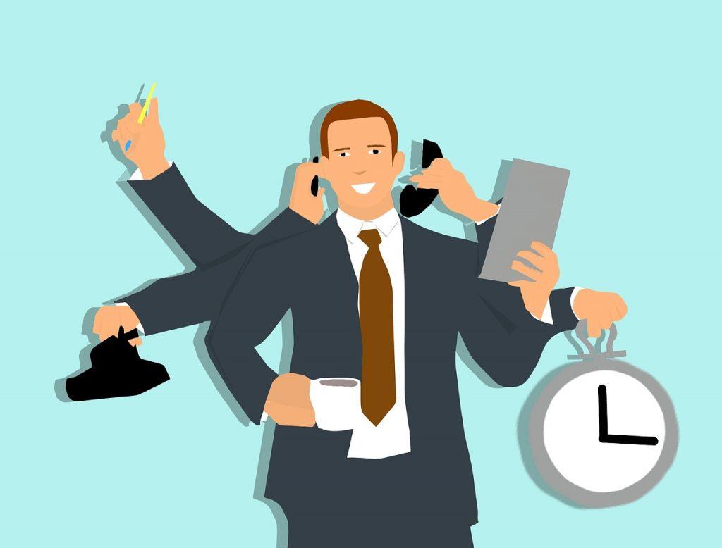 Sales manager job
