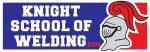 Knight School Of Welding logo