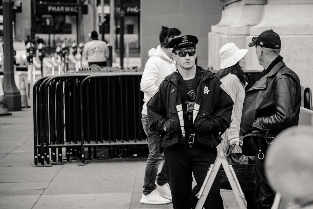 Security Officer overview