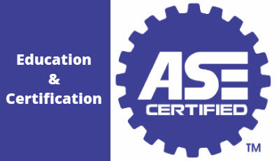Automotive Technical Education And Certification
