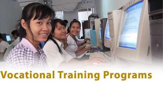 Vocational Training Programs Courses