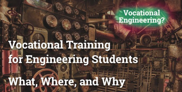 Vocational Training for Engineering Students