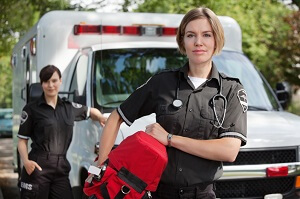 EMT: High paying job with a short training period