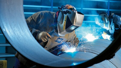 Welding is a great trade in the age of technology and machines