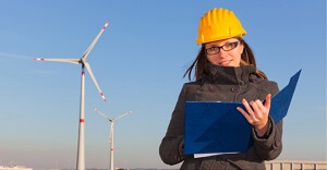 Wind turbine technician - short term training