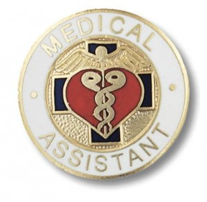 Medical Assistant Badge