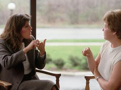 Deaf, Hard of Hearing and Deaf-Blind Program