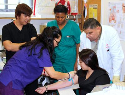 Phlebotomy Training Program in Washington, D.C.