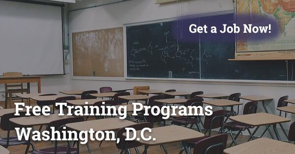 Washington, D.C - Free Training Programs