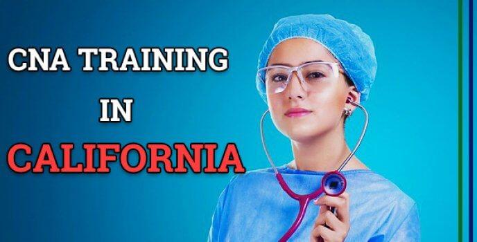 CNA Training in California