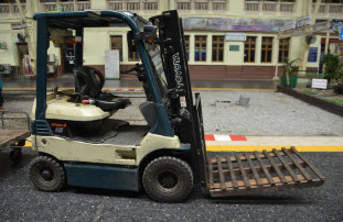 Forklift in Milwaukee