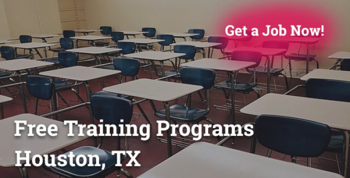 free training programs in Houston, TX