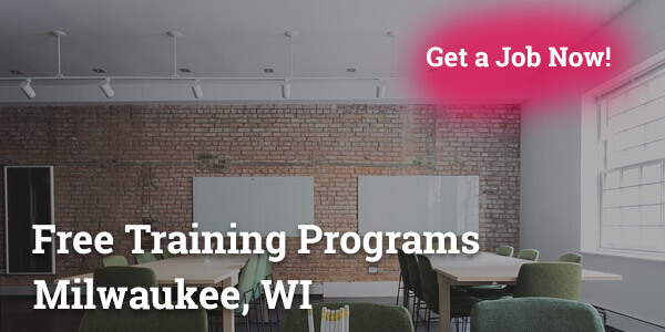 Free Training Programs In Milwaukee WI