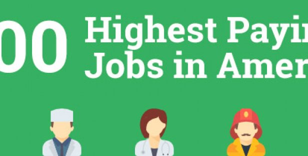 200 Highest Paying Jobs in America