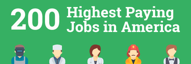 200 Highest Paying Jobs in America: List of the Top Earning