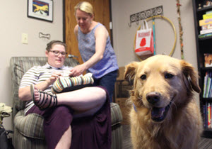 Animal-Assisted Therapist