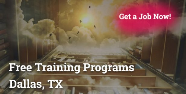 Free training programs in Dallas Texas