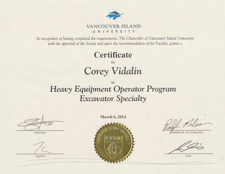 how to become a heavy equipment operator  career  salary