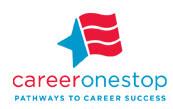 career one stop center logo