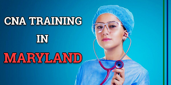 CNA Training in Maryland