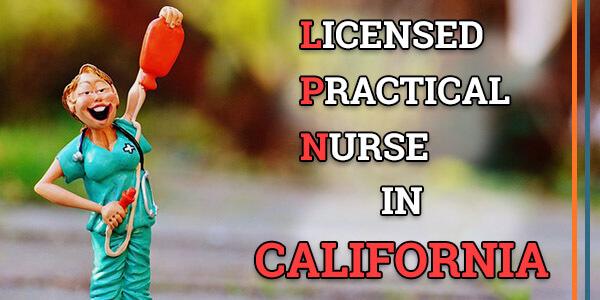 LPN Classes in California