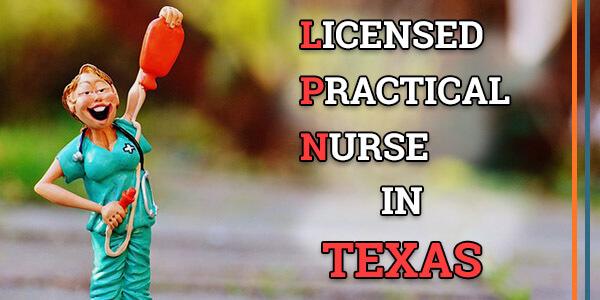LPN Classes in Texas
