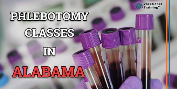 Phlebotomy Classes in Alabama