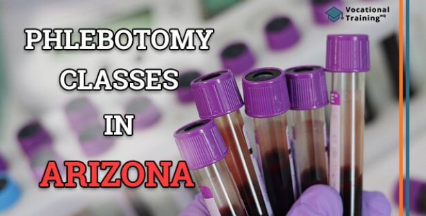 Phlebotomy Classes in Arizona