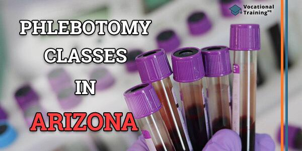 Phlebotomy Classes in Arizona