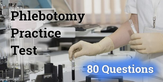 Phlebotomy Practice Test