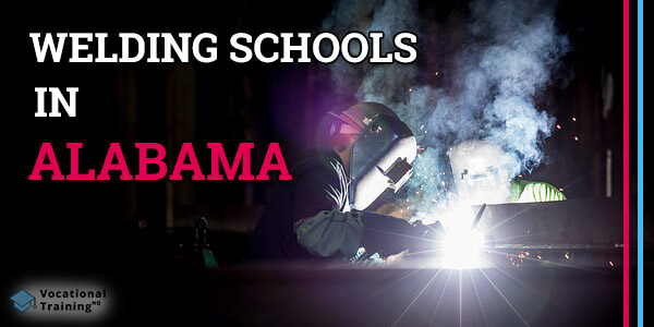 Welding Schools in Alabama