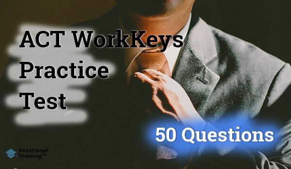 ACT WorkKeys Practice Test