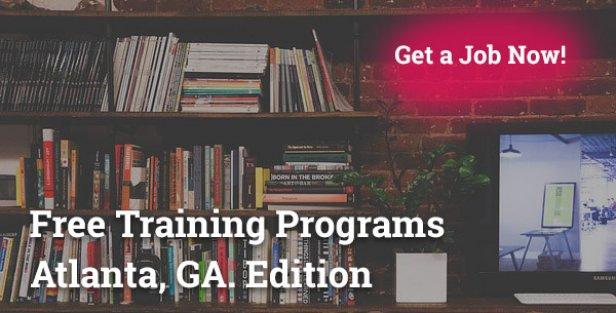 Free Training Programs in Atlanta, GA