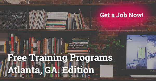 Free Training Programs in Atlanta, GA