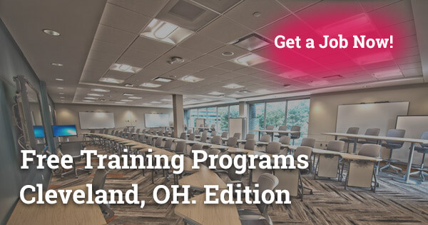 Free Training Programs in Cleveland, OH