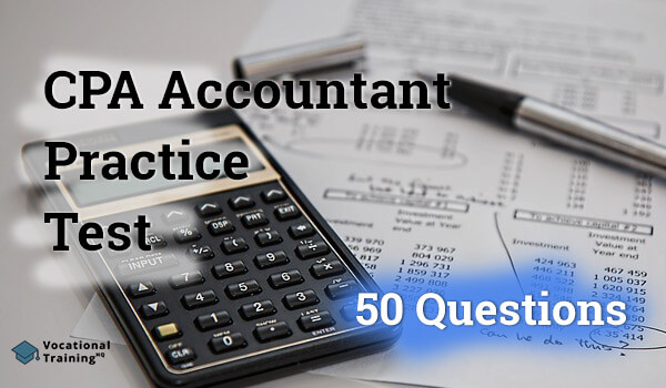 CPA Accountant Practice Test