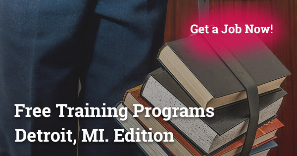 Free Training Programs in Detroit, MI