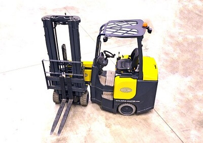 Free Forklift Training in Detroit