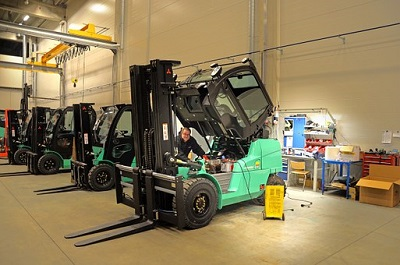 Free Forklift Training in Seattle