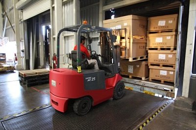 Free Forklift Training in Tampa