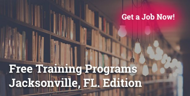 Free Training Programs in Jacksonville, FL