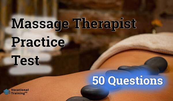 Massage Therapist Practice Test