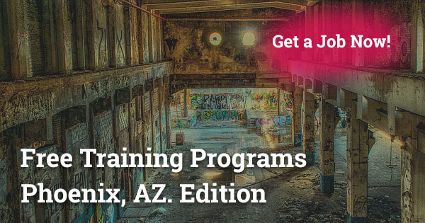 Free Training Programs in Phoenix, AZ