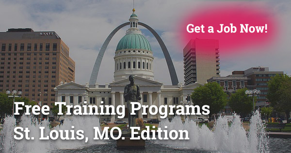 Free Training Programs in St. Louis