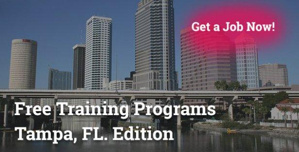 Free Training Programs in Tampa, FL