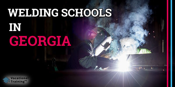 Welding Schools in Georgia