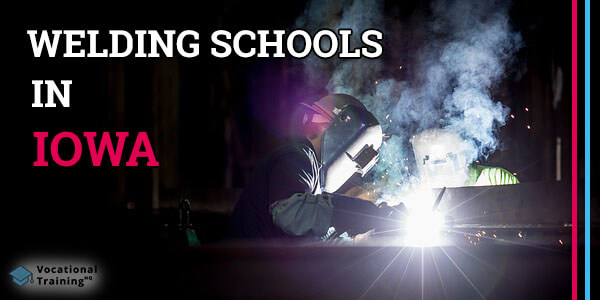 Welding Schools in Iowa