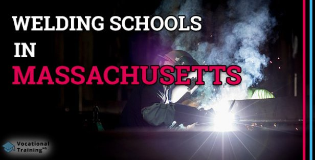 Welding Schools in Massachusetts
