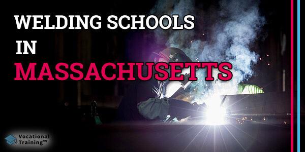 Welding Schools in Massachusetts